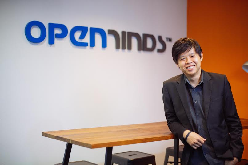 Jan Wong Founder of OpenMinds